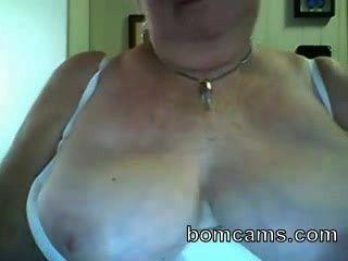 वेबकैम पर बड़े स्तन दिखा दादी - bomcams.com