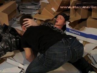 जनवरी क्रॉस और hammerboys टीवी से Conny Wenk