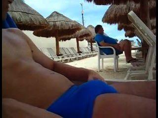 एकल समलैंगिक सेक्स समुद्र तट
