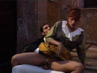 इतालवी भद्र में सेक्स