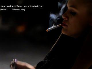 धूम्रपान महिला
