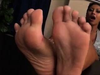 पैर की पूजा 1