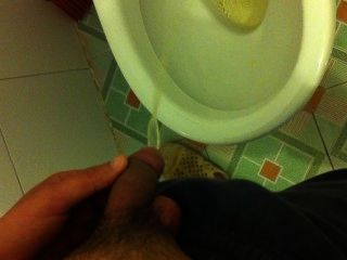मेरे peeing
