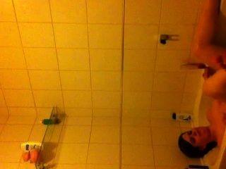 BF मुझे स्नान में फिल्माने