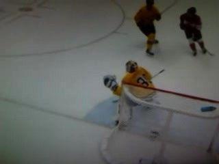 ओलंपिक हॉकी - स्वर्ण धातु खेल - कनाडा स्वीडन - # 1 लक्ष्य