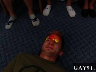 समलैंगिक सेक्स कोई भी गेंदों का एक चेहरा कुल, विशेष रूप से जब वहाँ है चाहता है
