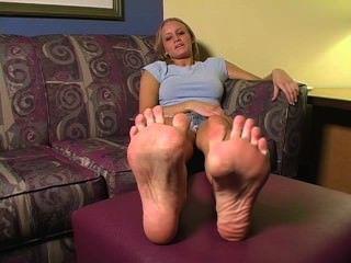 पैर खेल
