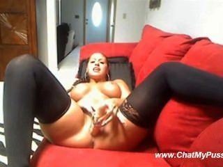 वेब कैमरा बड़े स्तन लड़की - chatmypussy.com