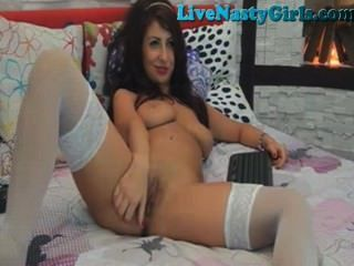 बड़े स्तन 4 के साथ गर्म यूरो वेब कैमरा लड़की