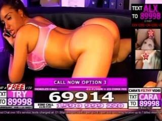 thatpantyguy ईपी # 1 abbee - फोन सेक्स - studio66 - गुलाबी ब्रा और पैंटी
