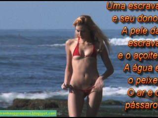 अच्छा मुंडा beachgirl उसकी सुंदरता पता चलता है - Garota depiladinha डे fio दंत
