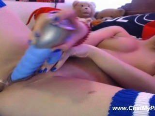 रेड इंडियन camgirl उसे बिल्ली हस्तमैथुन कर रही - chatmypussy.com