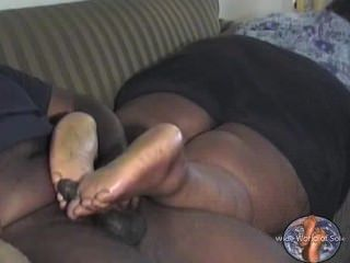 Footjob Cumpilation 3