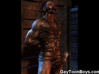 3 डी पेशी समलैंगिकों सीधे लड़कों बकवास!