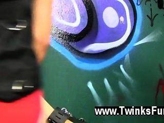 हॉट twink दृश्य चेस हार्डिंग आगामी अगली कड़ी में खलनायक निभाता है,