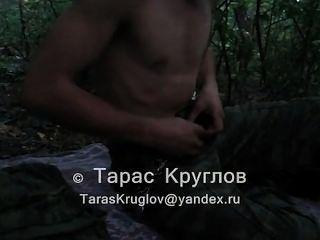 русские солдаты от Тараса Круглова
