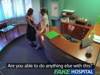 FakeHospital डॉक्टरों compulasory स्वास्थ्य जांच संचिका अस्थायी hospita बनाता है