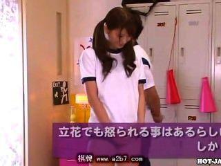 office.avi पर आकर्षक युवा बहन कमबख्त जापानी लड़कियों