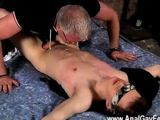 समलैंगिक अश्लील मास्टर एक सह चाहता है