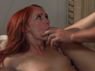 दानी जेन्सेन छोटे लाल बालों वाली cockmongler