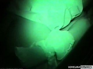आउटडोर दृश्यरतिक कार सेक्स फिल्माने